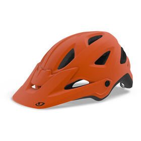 Giro Montaro MIPS Sykkelhjelmer matte deep orange/warm black